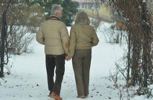 Hypothermia:  A Winter Hazard for Seniors